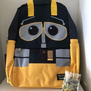 WALL-E Nylon Backpack/Keychain